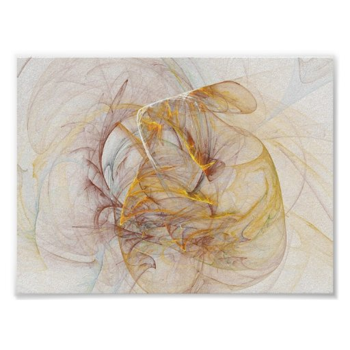 Abstract Painting 12 Poster