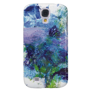 Abstract Painting 2 Pegasus Galaxy S4 Covers