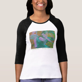 Abstract Painting 71 Tuscan Garden T-Shirt