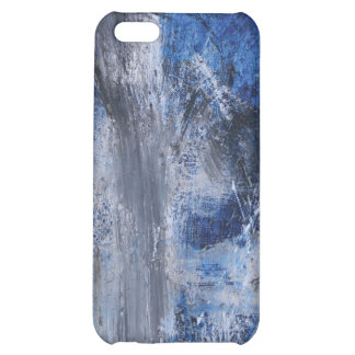Abstract Painting 7 Winter Scene Case For iPhone 5C