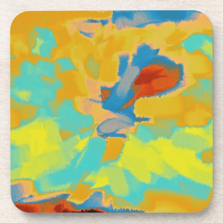 Abstract Painting | Abstract Art 7 Beverage Coaster