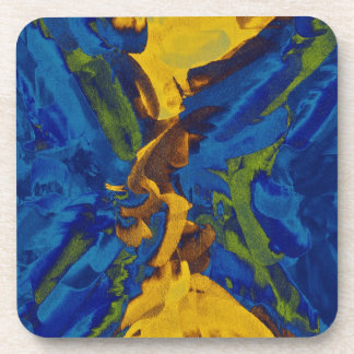 Abstract Painting | Abstract Art 9 Drink Coaster