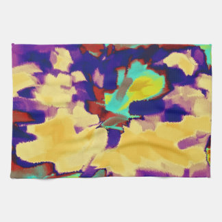 Abstract Painting | Abstract Art 9 Hand Towel