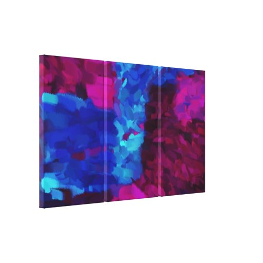 Abstract Painting | Abstract Art Canvas Print
