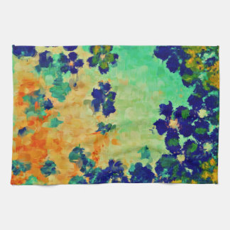 Abstract Painting | Abstract Art Hand Towel