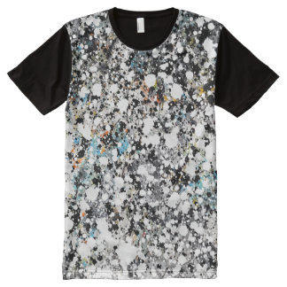 Abstract Painting All-Over-Print Shirt