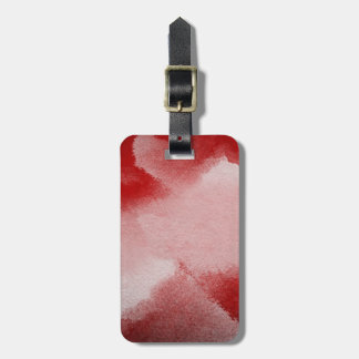 abstract painting background bag tag