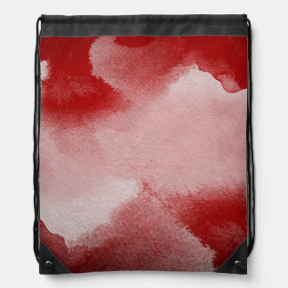 abstract painting background drawstring bag