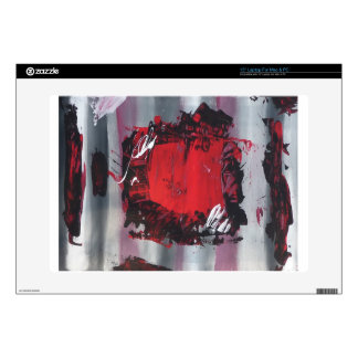 """Abstract painting by s b Eazle Skin For 15"""" Laptop"""
