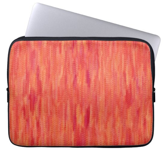 Abstract Painting | Colorful Abstract Art 37 Laptop Sleeve