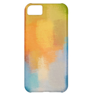 Abstract Painting | Colorful Retro Abstract Art 11 iPhone 5C Cover