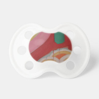 Abstract Painting Detail Pacifier