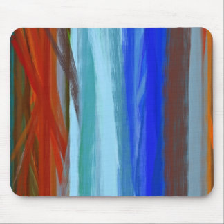 Abstract Painting   Dynamic Colors 2 Mouse Pad