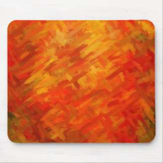 Abstract Painting | Dynamic Colors 7 Mouse Pad