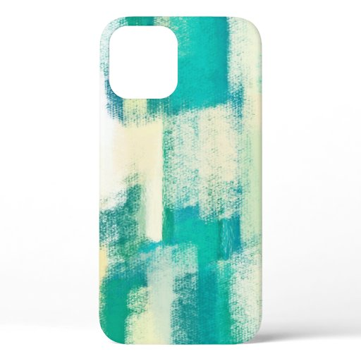 Abstract Painting | Dynamic Colors iPhone 12 Pro Case