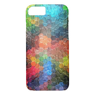 Abstract Painting | Dynamic Colors iPhone 7 Case