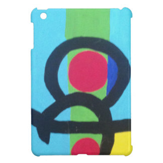Abstract painting iPad mini covers