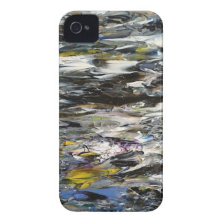 Abstract Painting iPhone 4 Cover