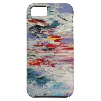 Abstract Painting iPhone SE/5/5s Case
