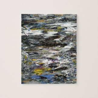 Abstract Painting Jigsaw Puzzle
