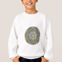 Abstract Painting Pattern 01 - Add your own text Sweatshirt