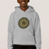 Abstract Painting Pattern 05 - Add your own text Hoodie