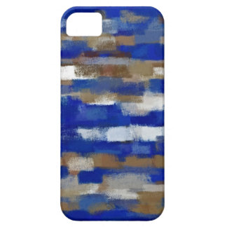 Abstract Painting | Vintage Abstract Art 44 iPhone SE/5/5s Case