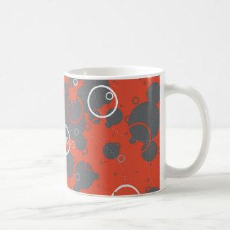 Abstract Particles Mug