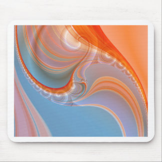 Abstract pastell created by Tutti Mouse Pad