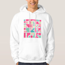 Abstract Pattern 170715 Hoodie