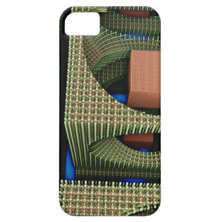 Abstract Pattern 3-d iPhone 5 case-mate case