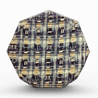 abstract pattern acrylic award