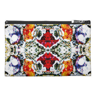 Abstract Pattern. Travel Accessories Bag