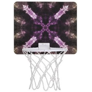 Abstract Pattern Basketball Hoops Mini Basketball Backboards