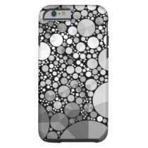 Abstract Pattern Bling iPhone6 Tough Tough iPhone 6 Case