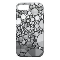 Abstract Pattern Bling iPhone 7 Tough iPhone 7 Case