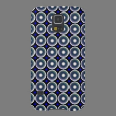 abstract Pattern Case For Galaxy S5