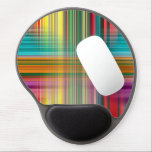 "Abstract Pattern Colorful Background Gel Mouse Pad<br><div class=""desc"">Great Abstract Art Pattern. Get this Today!</div>"