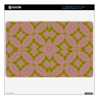 Abstract Pattern Decal For MacBook