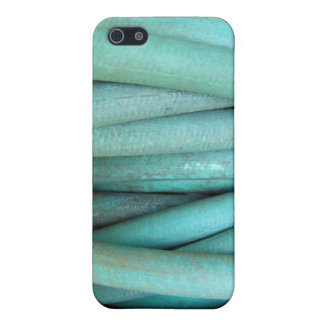 Abstract Pattern Garden Water Hose Rubber Tubing iPhone SE/5/5s Cover