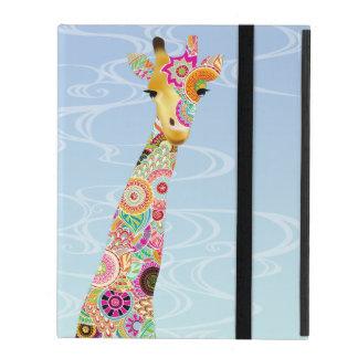 Abstract Pattern Giraffe Powis iPad 2,3,4 Case iPad Covers