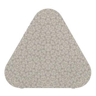 Abstract Pattern grey Bluetooth Speaker