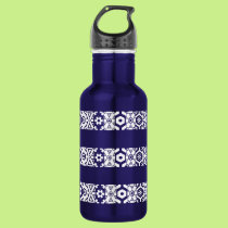 Abstract Pattern Lenox Summer Water Bottle