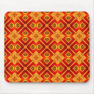 Abstract Pattern Mouse Pad