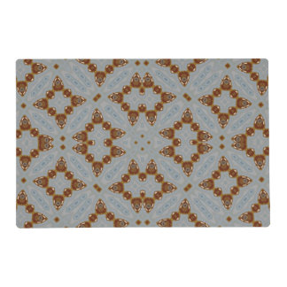Abstract Pattern multicolored Placemat