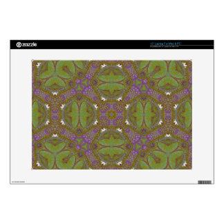 Abstract Pattern multicolored Skin For Laptop