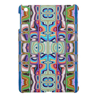 Abstract Pattern of Colors iPad Mini Covers
