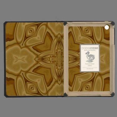 Abstract Pattern of Wood iPad Mini Retina Cover
