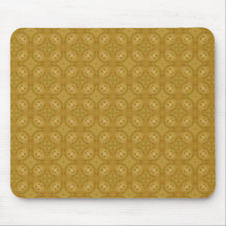 Abstract pattern of wood mouse pad