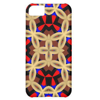 Abstract Pattern Phone 4 Case-Mate ID iPhone 5C Case